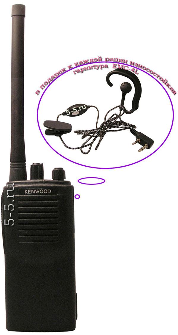 Мощные радиостанции Intek M495 power  фотография от ЗАО
