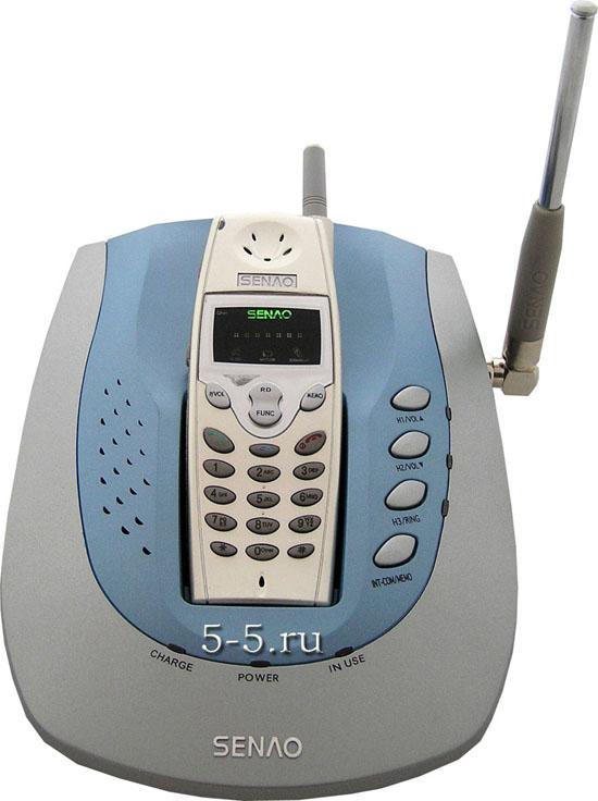 Радиотелефон Senao 258 plus +