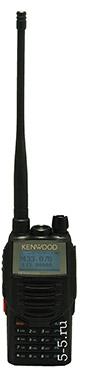 Двухдиапазонная носимая радиостанция Kenwood TK-UVF8 MAX Extreme, 8 Вт, FM радиоприёмник, 136-174 и 400-480 МГц, версия 2017 г., Li-Ion аккумулятор 4000 мАч