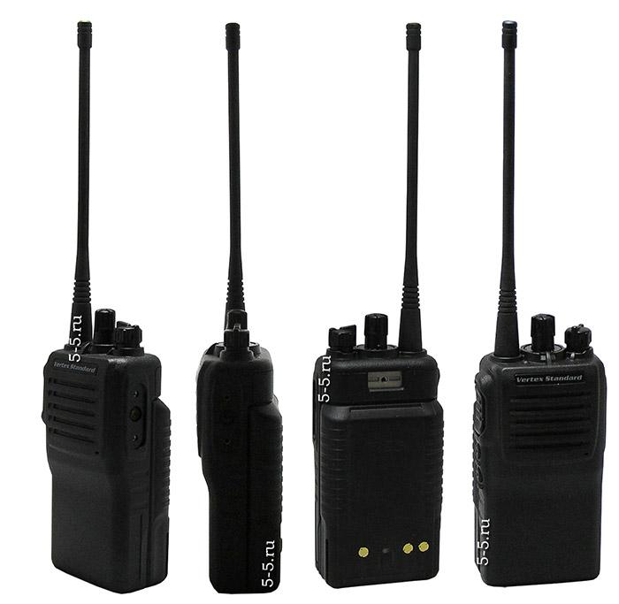 Обзор радиостанции Vertex VX231