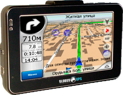 Gps для навигатора