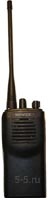 Портативная радиостанция Kenwood TK-3107 Wide (400-470 МГц) с мощным аккумулятором 2300 мАч (NI - MH)