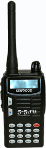 Портативная радиостанция Kenwood TK-450S с аккумулятором Li-Ion 1800 мАч