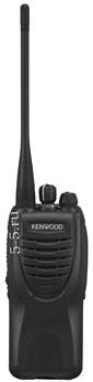 Профессиональная портативная радиостанция Kenwood TK-3306/3307 мощностью 6 Ватт с Li-Ion аккумулятором 2000 мАч
