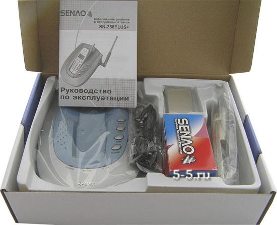 Senao SN-258 plus + с мощным