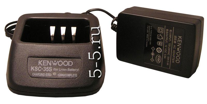 Зарядное устройство для радиостанции TK-3000