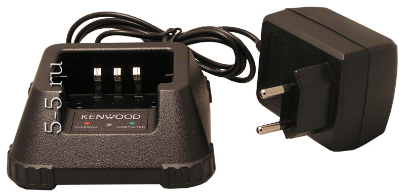 Зарядное устройство для радиостанции TK-UVF8