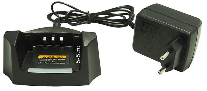 Зарядное устройство для радиостанции TK-UVF8 MAX Extreme (Scrambler version)